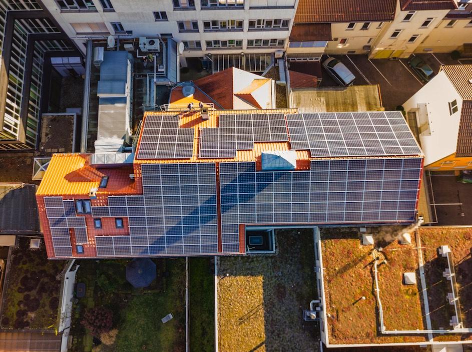 PV-Anlage Ludwigsburg