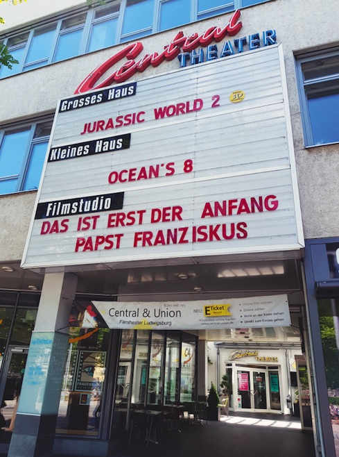Central Kino Ludwigsburg
