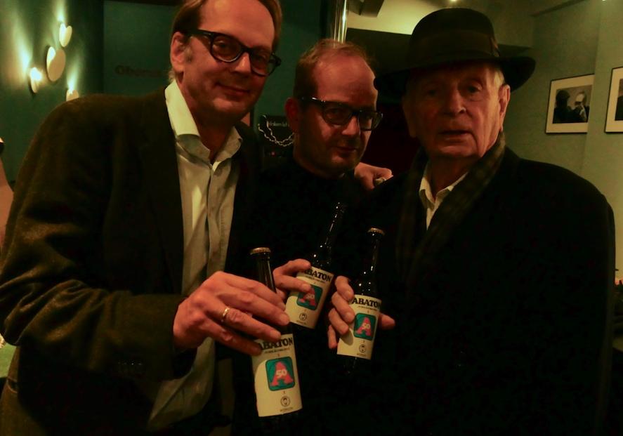 Grassmann-Trio