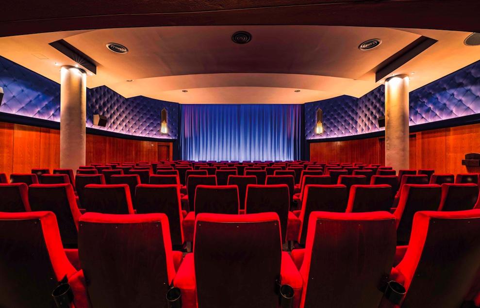 Garbo Kinosaal